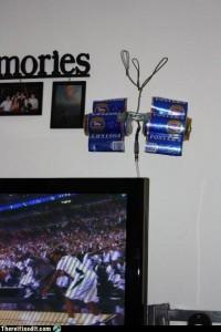 Пиво-антена