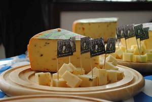 Баварский сыр под королевской маркой