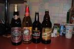 Пиво из Гонконга и Великобритании
