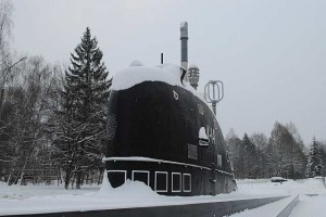 Рубка подводной лодки К-14