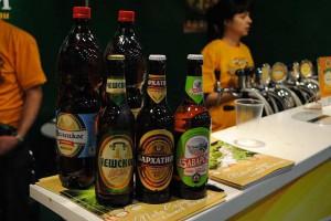 Пиво из Сибири