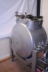 """Тот самый варочный чан в виде """"стиральной машинки"""""""