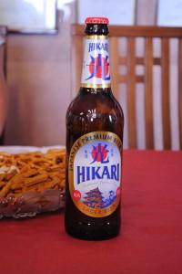 Пиво Hikari