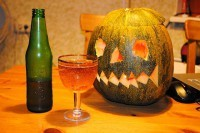 Хэллоуин и пиво