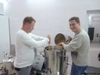Варка пива на Stambeer