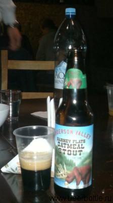Пиво Barney Flats Oatmeal Stout