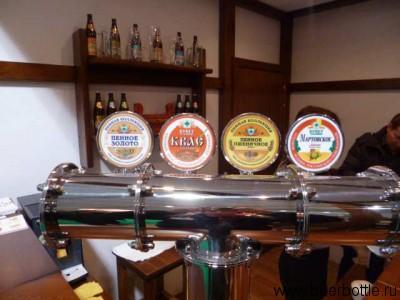 Пиво Букет Чувашии