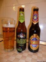 Пиво Dolomiti Pils и Forst Sixtus Doppelbock el Bock