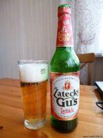 Пиво Zatecky Gus Lezak