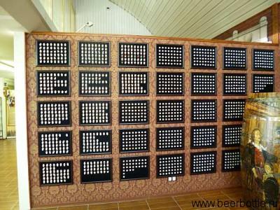 Коллекция керамических пробок