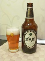 Пиво 1698 Bottle Conditioned Ale