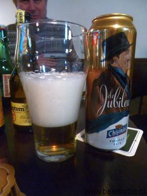 Пиво Chişinău Юбилейное