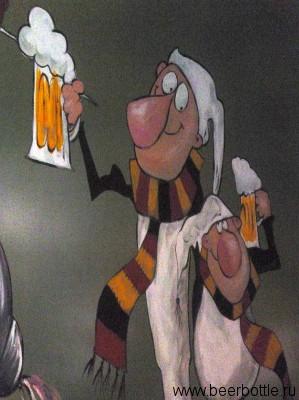 Кржемелек и Вахмурка, как истинные чехи любят пиво (и чему только детей учат:) )