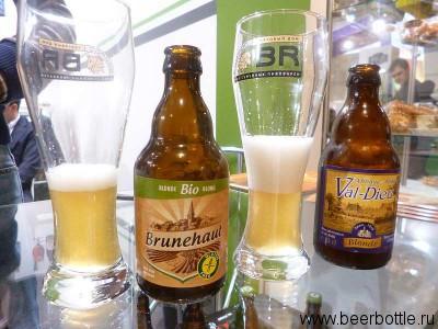 Пиво Val-dieu blonde (Бельгия)
