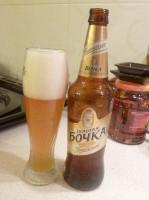 Пиво Золотая бочка пшеничное