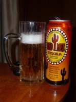 Пиво RedMex Tequila