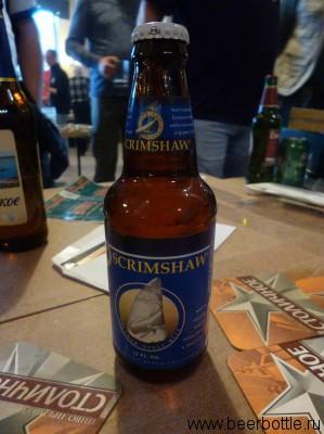 Пиво Scrimshaw Pilsner