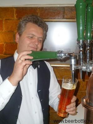 Пиво Хамовники Гранд Эль