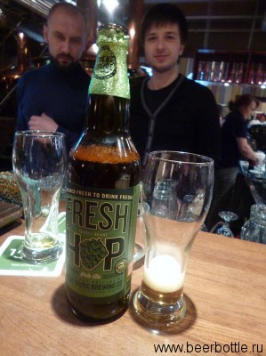 Пиво Fresh Hop Pale Ale