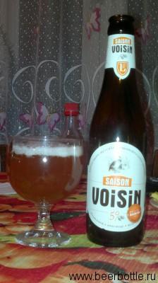 Пиво Saison Voisin