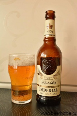 Пиво A. Le Coq Imperial Gold