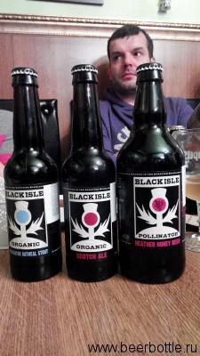 Пиво Blackisle