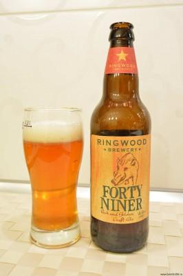Пиво Ringwood Fortyniner