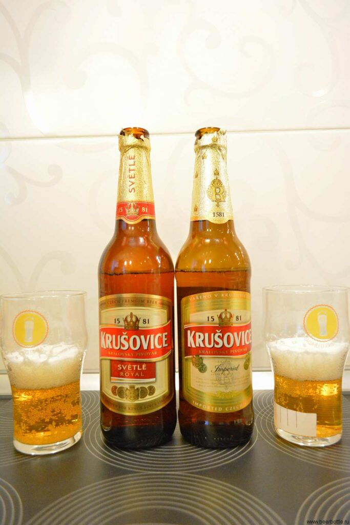 пиво Крошовице