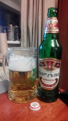 Пиво Zadazeni