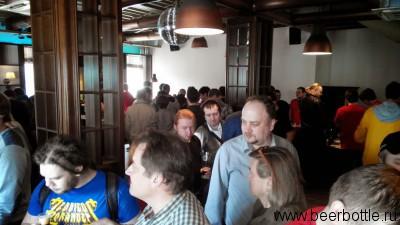 III-й фестиваль домашних пивоваров