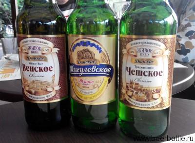 Пиво Динское