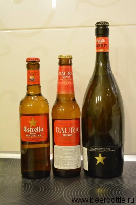 пиво Estrella