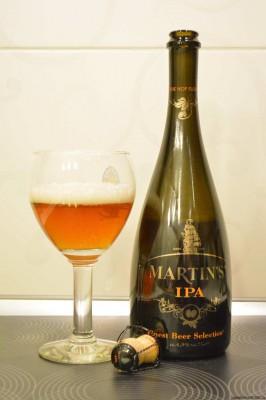 Пиво Martin`s IPA