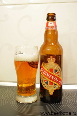 Пиво Regimental IPA