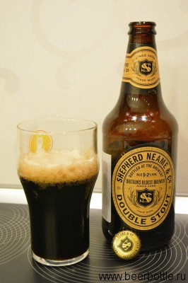Пиво Shepherd Double Stout