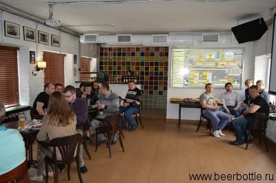 Презентация пива Вятич Пшеничное