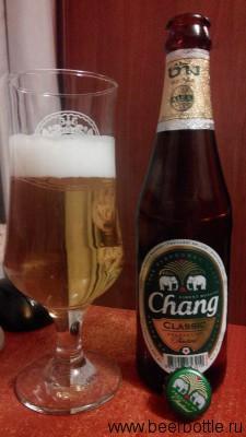 Пиво Chang Classic