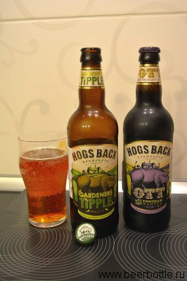 Пиво Hogs Back tipple
