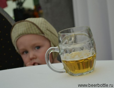 Ребёнок и пиво