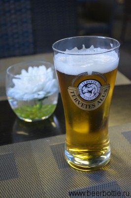 Пиво Tervetes