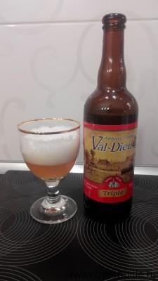 Пиво Va-Dieu triple