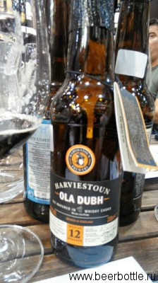 Ola Dubh 12 Year Special Reserve