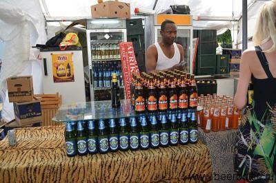 Пиво из Африки
