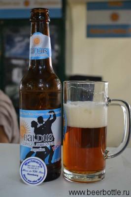 пиво Baldus