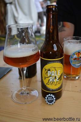 Bier Fabrik Pale Ale