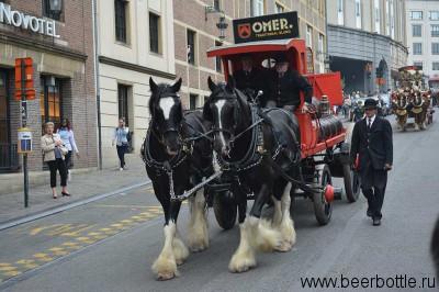 Парад пивоваров