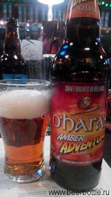 Пиво Amber Adventure