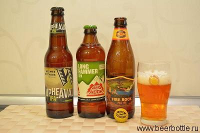Американское пиво. Крафт.