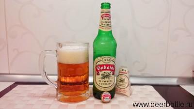 Пиво Bakalář Světlý Ležák Za Studena Chmelený