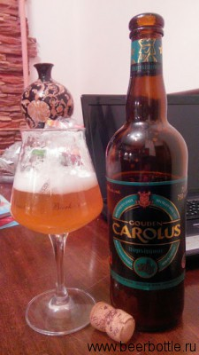 Пиво Gouden Carolus Hopsinjoor